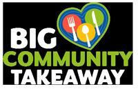 Big Community Takeaway logo
